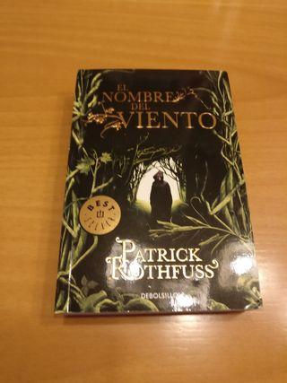 El Nombre del Viento, Patrick Rothfuss