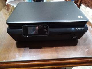 impresora hp de color