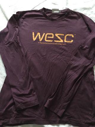 Samarreta WESC