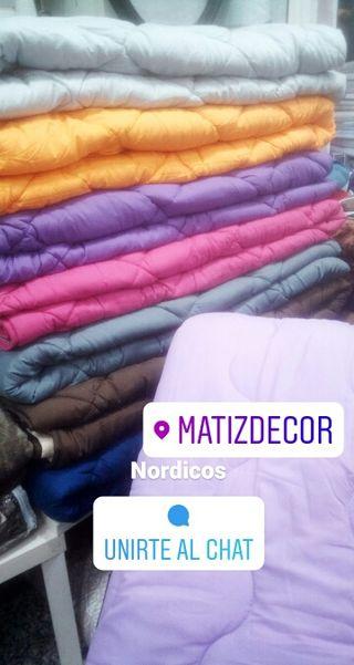 nordicos colores..bicolor