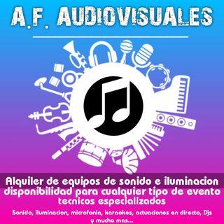 Equipos de Sonido e Iluminacion
