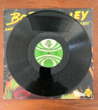 Vinilo cd Bob Marley