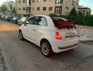 Fiat 500C 1.2 69cv año 2013
