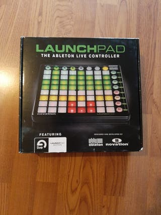 launchpad ableton live