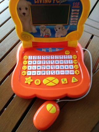 ordenador juguete