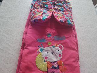 Saco invierno Tuc Tuc Kimono niña