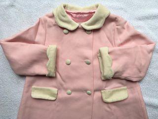 Abrigo y capota niña Karpi