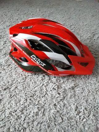 ((nuevo))casco de bicicleta talla l