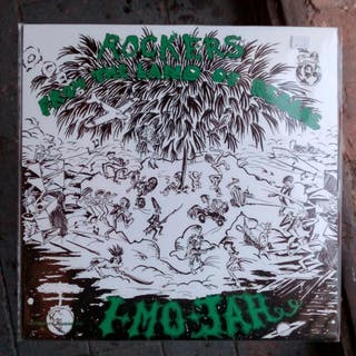 I-Mo-Jah - Rockers From The Land Of Reggae - LP