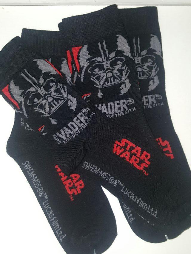 star wars calcetines talla 38 a 41