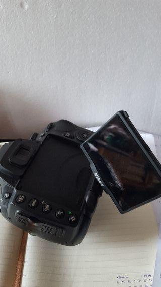 Nikon D5000 para piezas