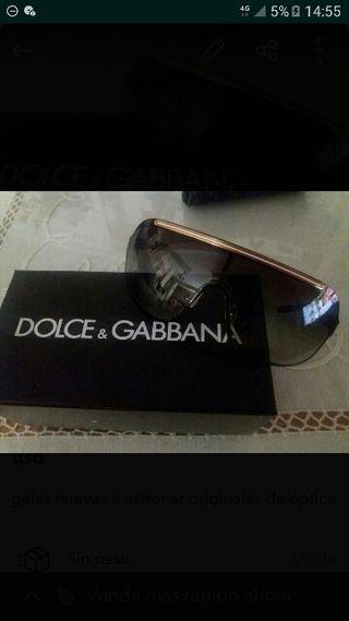 gafas nuevas a estrenar originales dolce&gabbana