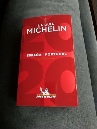 Guía Michelín 2020 España-Portugal