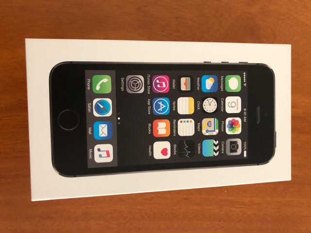 iPhone 5s 16gb libre