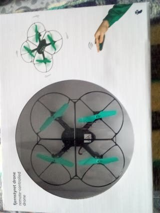 Dron helicóptero