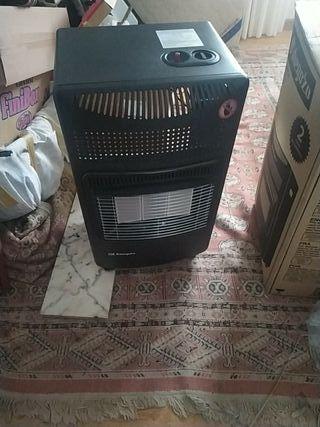 se vende calefactor de butano