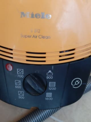 Aspirador Miele Modelo S512 Super Airclean