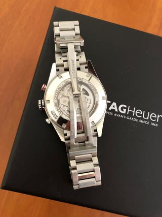 Tag Heuer Carrera calibre 16 Day-Date