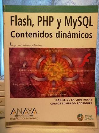 Flash, PHP y MySQL. Contenidos dinámicos
