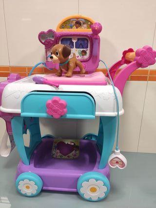 Carrito Hospital Doctora Juguetes Toy Hospital