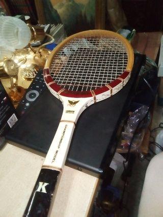 Raqueta vintage championships model