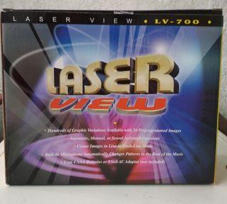 Proyector Láser