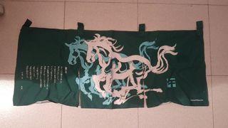 cortina japonesa auténtica
