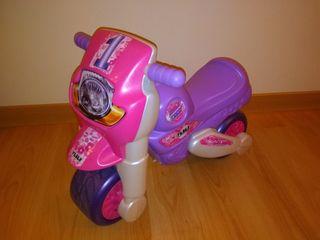 Moto Feber rosa