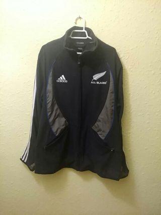 Forro polar All Blacks Adidas Rugby Nueva Zelanda