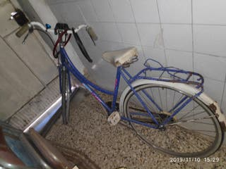 Bicicleta bolero BH.