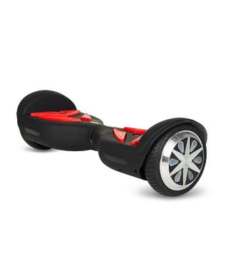 "Hoverboard 6.5"" color negro"