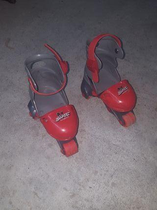 patines niños ajustables