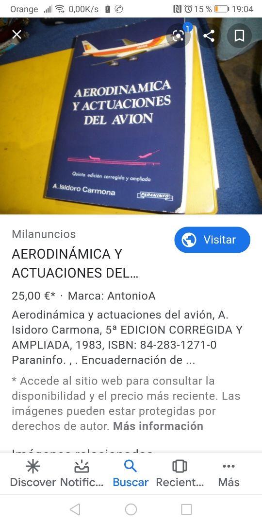 AERODINAMICA Y ACTUACIONES DEL AVION - Aníbal Isid