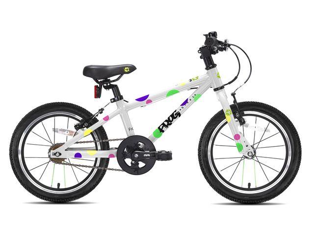 "Bicicleta niños frog 16"""