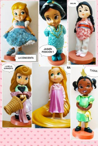FIGURAS DISNEY ANIMATORS ORIGINALES