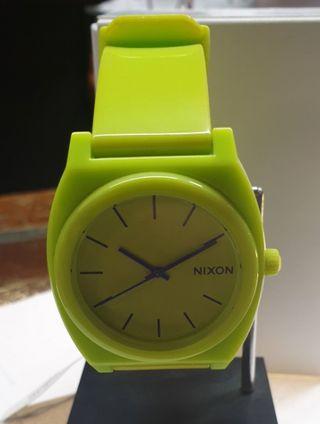 Reloj Nixon Time Teller Lime P