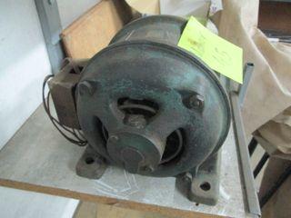 Motor para maquinaria antiguo 220V