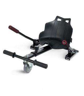Asiento Kart - Hoverkart Para Hoverboard negro