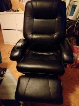 sillón para masajes