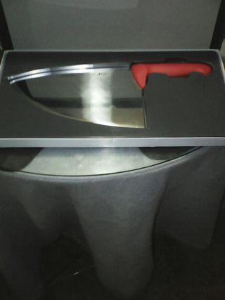 cuchillo media luna nuevos