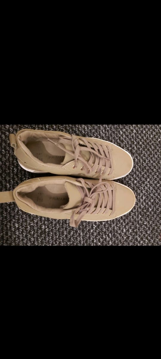 Woman trainer shoe's