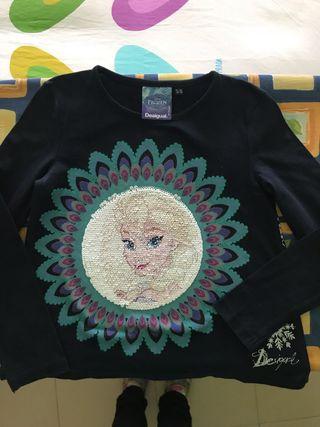 Camiseta Desigual Frozen