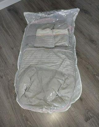 Conjunto saco y guantes de TUC TUC