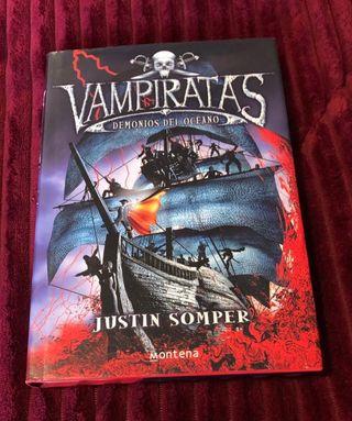 Libro Vampiratas