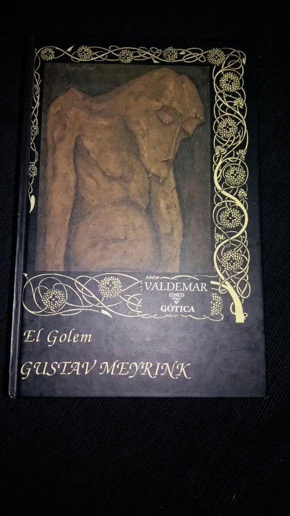 El Golem. Gustav Meyrink. ENVÍO GRATIS!!!