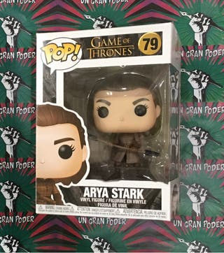 FUNKO POP VINYL ARYA STARK (79) GAME OF THRONES