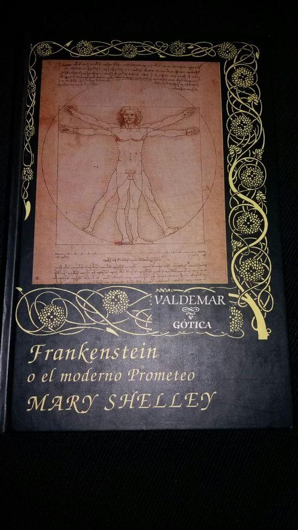 Frankenstein o el moderno Prometeo. ENVÍO GRATIS!!