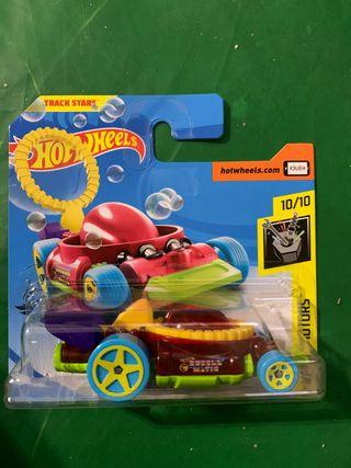 Coche Hot wheels bubble matic treasure hunt 2018