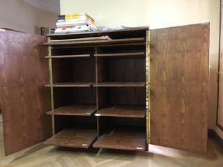 mueble armario estanterias archivador de planos