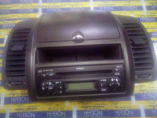 211377 Sistema audio / radio cd NISSAN note i